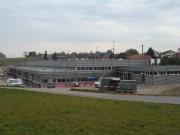 Neubau Abstellanlage BTI