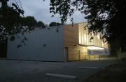 Neubau Kulturhalle KUFA