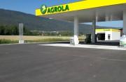 Neubau Landi mit Tankstelle und Autowaschanlage Bellmund