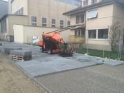 Parkplatz Schweizer Zucker AG Aarberg