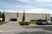 Neubau Sporthalle AARfit