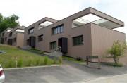 Neubau Terrassenhäuser Sonnhalde
