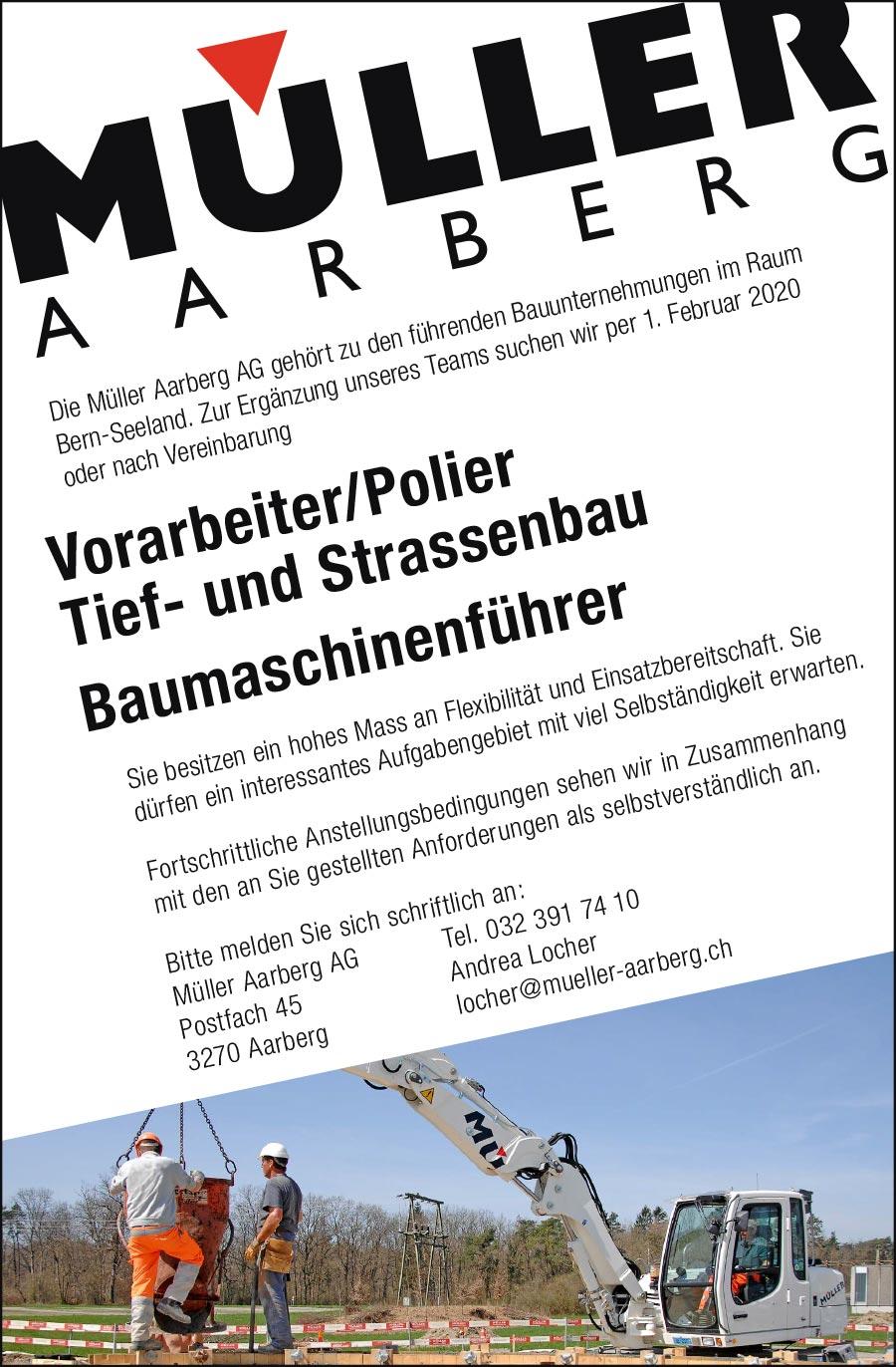 Vorarbeiter-Polier-Tief-und-Strassenbau-Baumaschinenführer